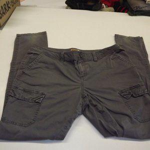 """Mudd pants 19"""" waist size 16 Gray"""